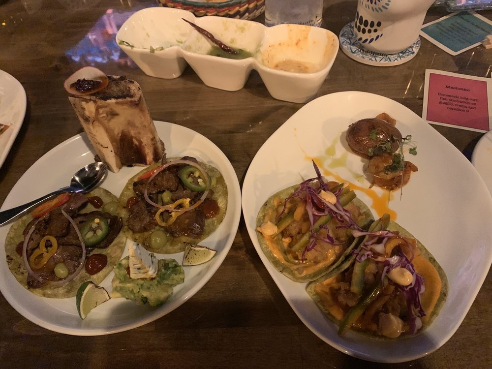 Malinche Mexican Culinary Experience: 15939 Manchester Rd, Ellisville, MO