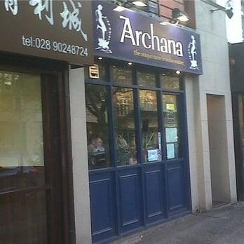 Indian Restaurant Belfast Dublin Road