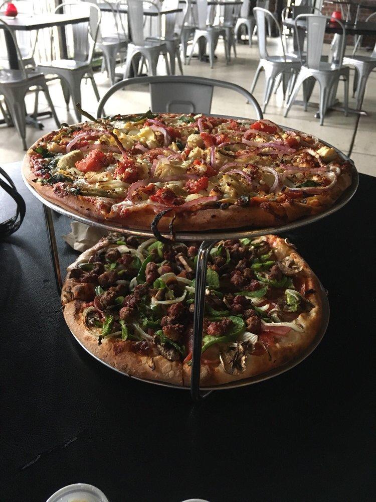 The Pie Pizzeria - South Jordan: 10627 S Redwood Rd, South Jordan, UT