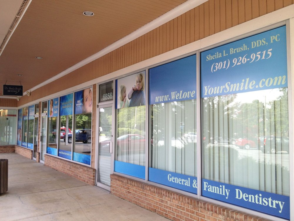 Sheila L. Brush, DDS, PC of Laytonsville: 6856 Olney Laytonsville Rd, Laytonsville, MD