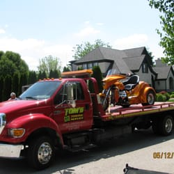 Tom s 24 hr towing service abschleppdienst 420 s for Parkway motors inc springfield il