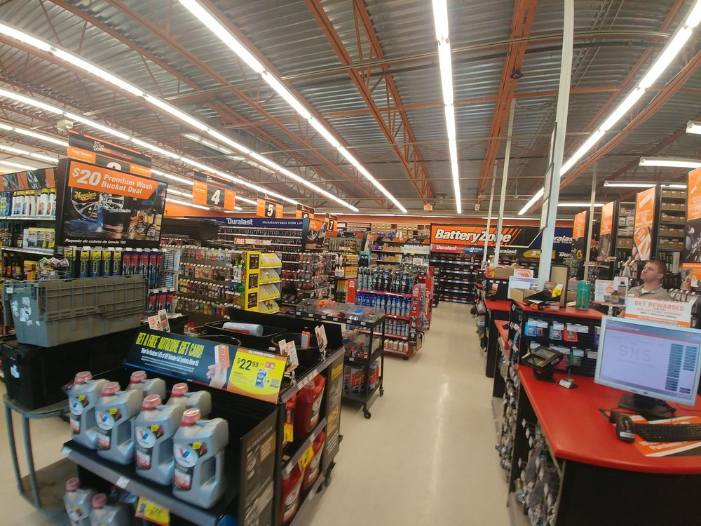 Autozone: 14760 N Northsight Blvd, Scottsdale, AZ