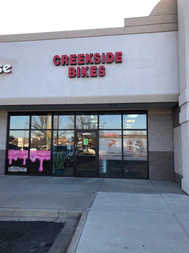 Creekside Bikes: 9801 S Parker Rd, Parker, CO