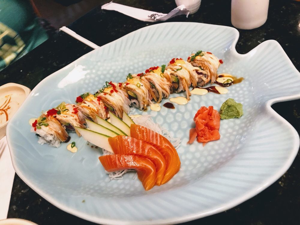 Hana Yori Sushi & Grill
