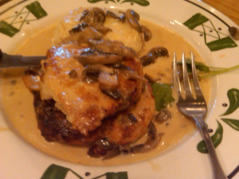 Stuffed Chicken Marsala Yelp