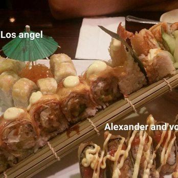 Sake Sushi Restaurant Norfolk Va