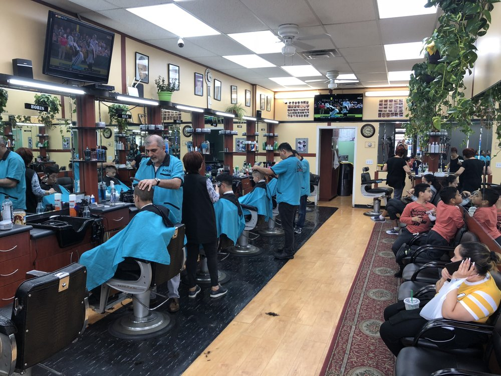 Springfield Barber & Hair Styling: 6111 Springfield Blvd, Oakland Gardens, NY