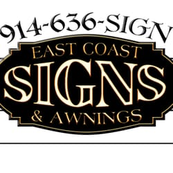 East Coast Signs Amp Awnings 17 Photos Printing Services