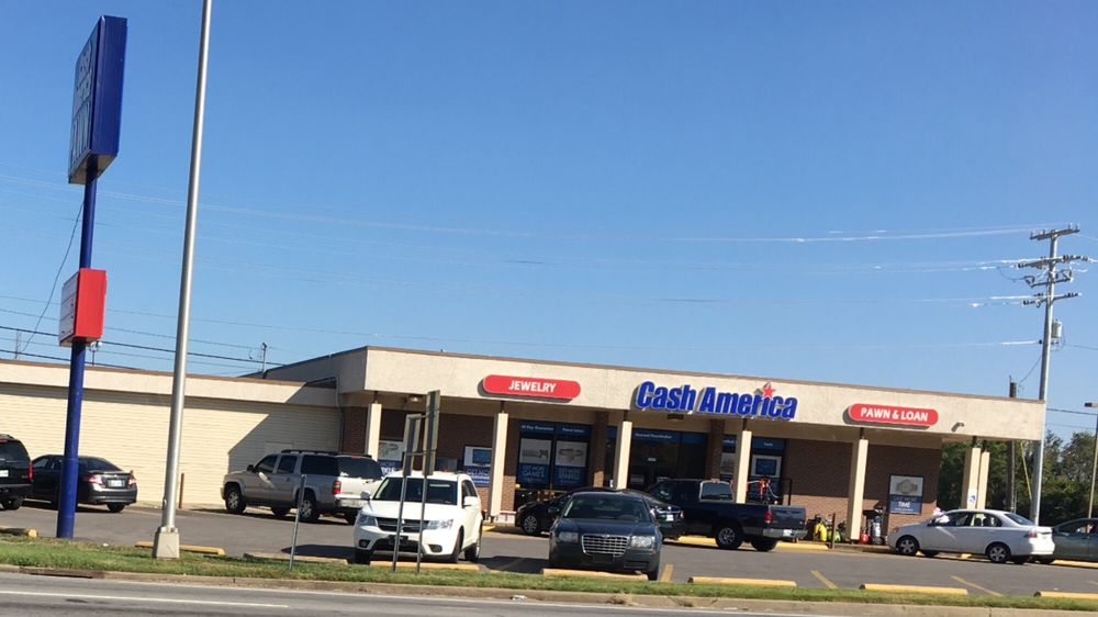 Cash America Pawn: 3447 Fort Campbell Blvd, Clarksville, TN
