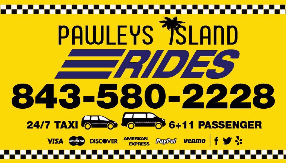 Pawleys Island RIDES: 10633 Ocean Hwy, Pawleys Island, SC