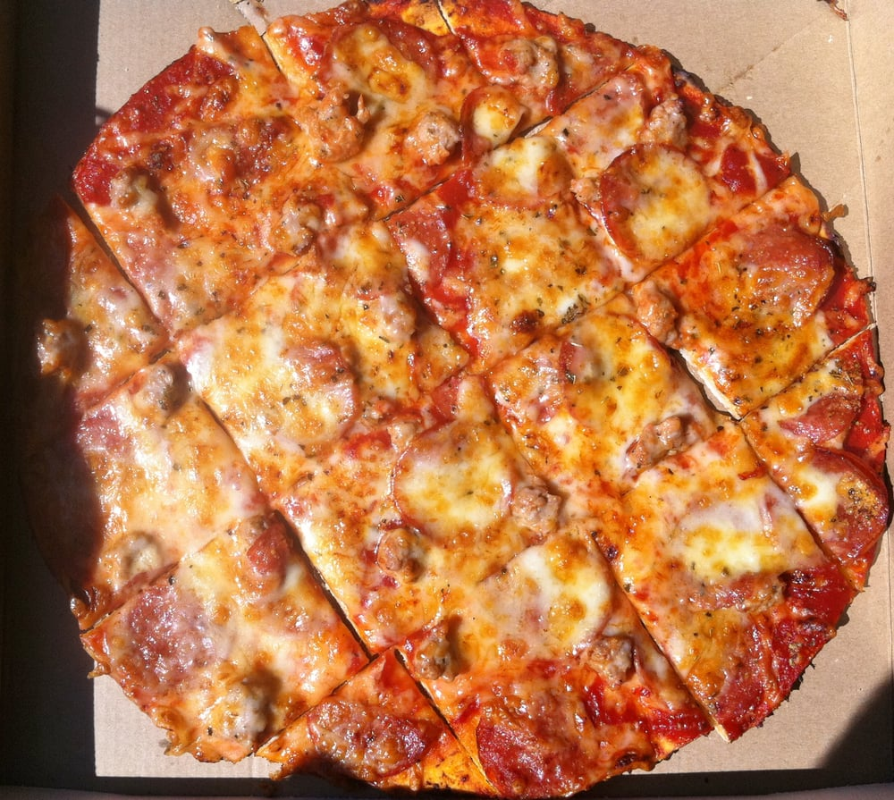 St Louis Style Pizza Restaurants