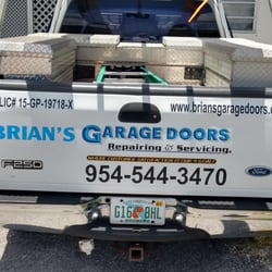 Photo Of Brianu0027s Garage Doors   Hollywood, FL, United States