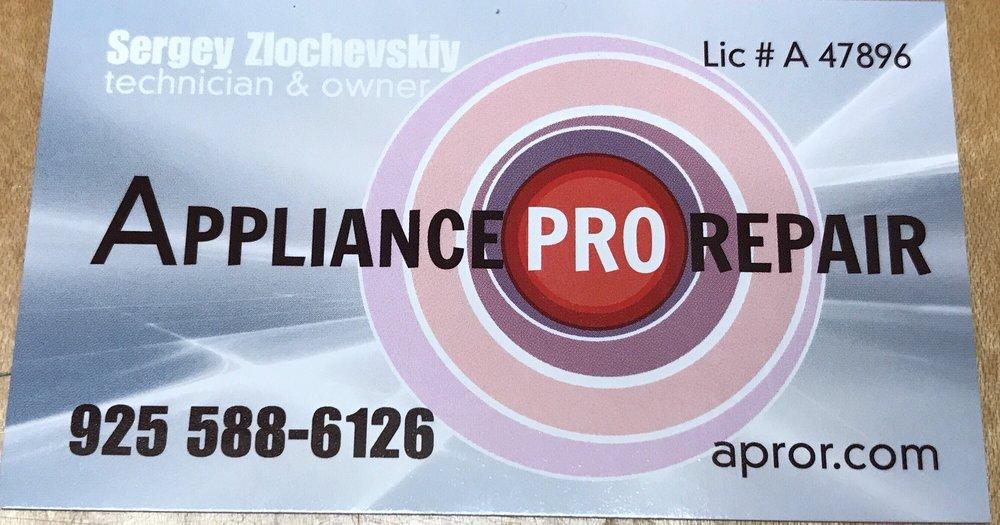 Appliance Pro Repair