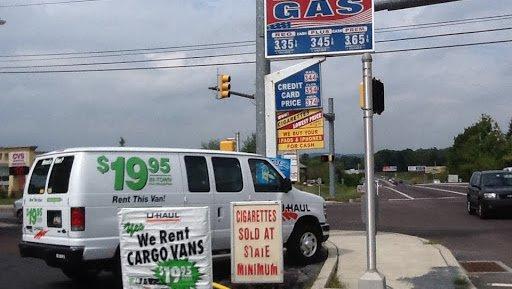 U-Haul Neighborhood Dealer: 360 N 3rd St, Coopersburg, PA