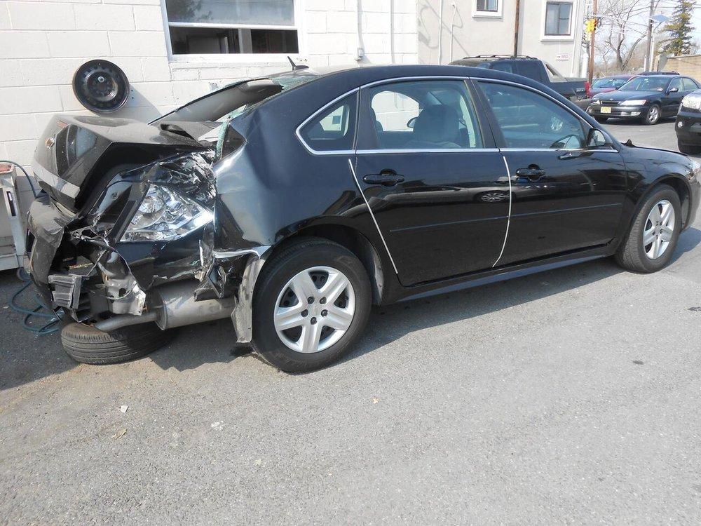 Main Auto Body: 2375 S Santiam Hwy, Lebanon, OR