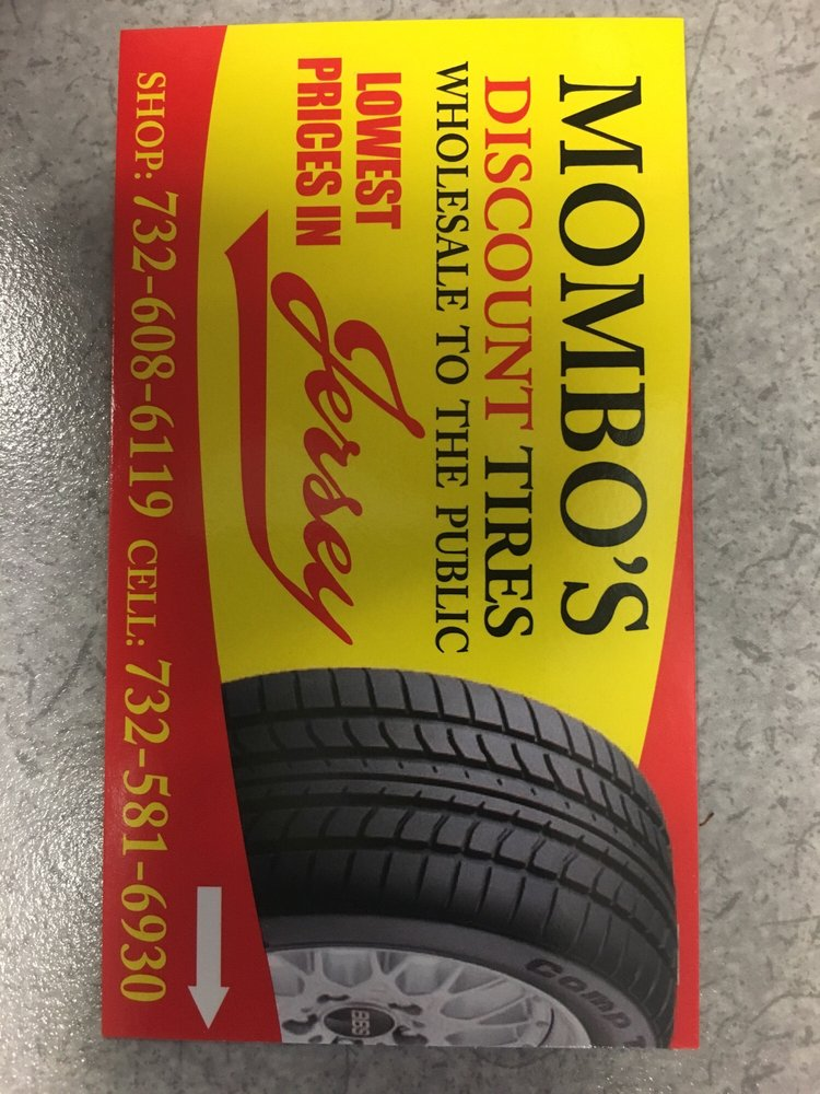 Discount Tire Prices >> Mombo S Discount Tires Tires 1658 Rte 9 Toms River Nj