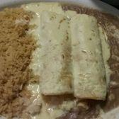 Photo Of Abuelita S Mexican Restaurant Moore Ok United States En Enchiladas Lunch