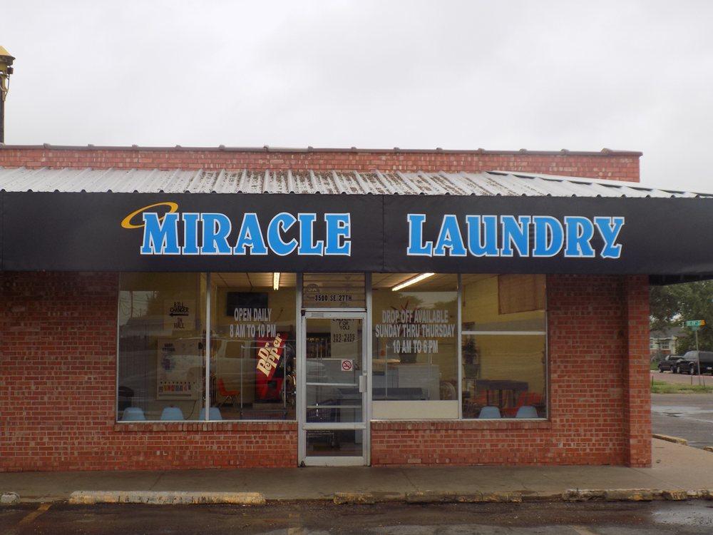 MIRACLE LAUNDRY: 3500 SE 27th Ave, Amarillo, TX