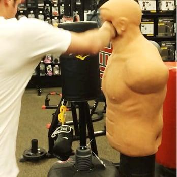 We Love This Punching Bag Man Yelp