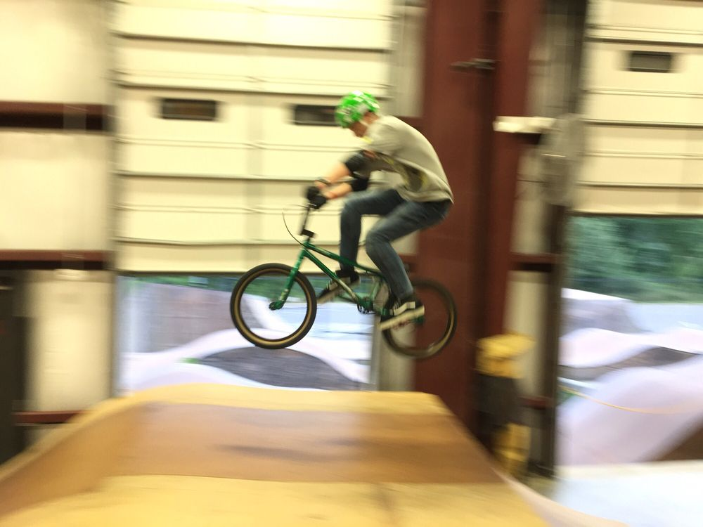 Daniel Dhers Action Sports Complex: 171 Tradition Trl, Holly Springs, NC