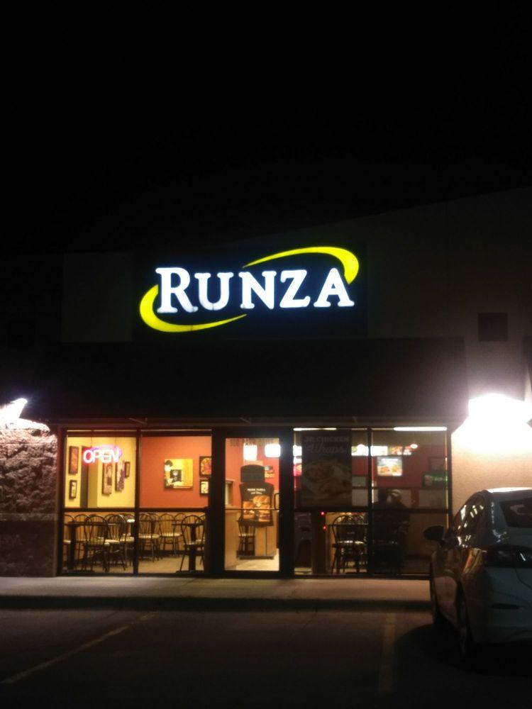 Runza Restaurant: 900 Park Dr, Springfield, NE