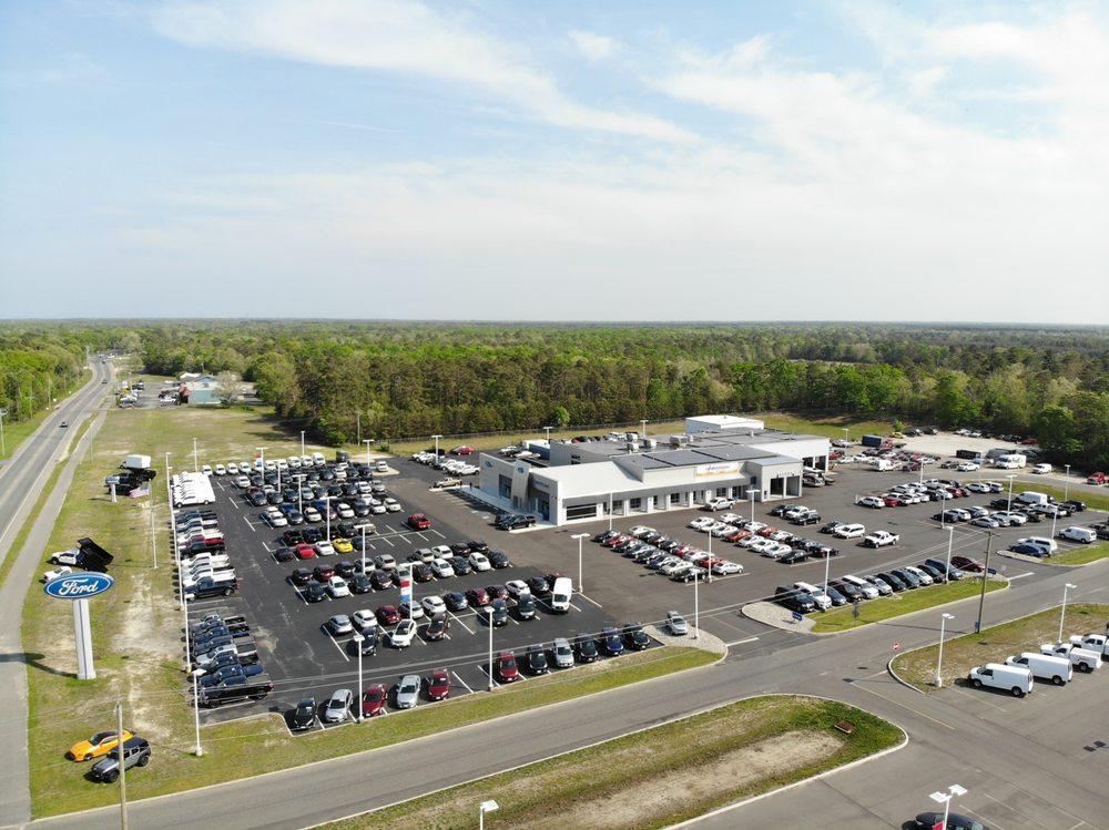 Gentilini Ford: 555 John S Penn Blvd, Woodbine, NJ