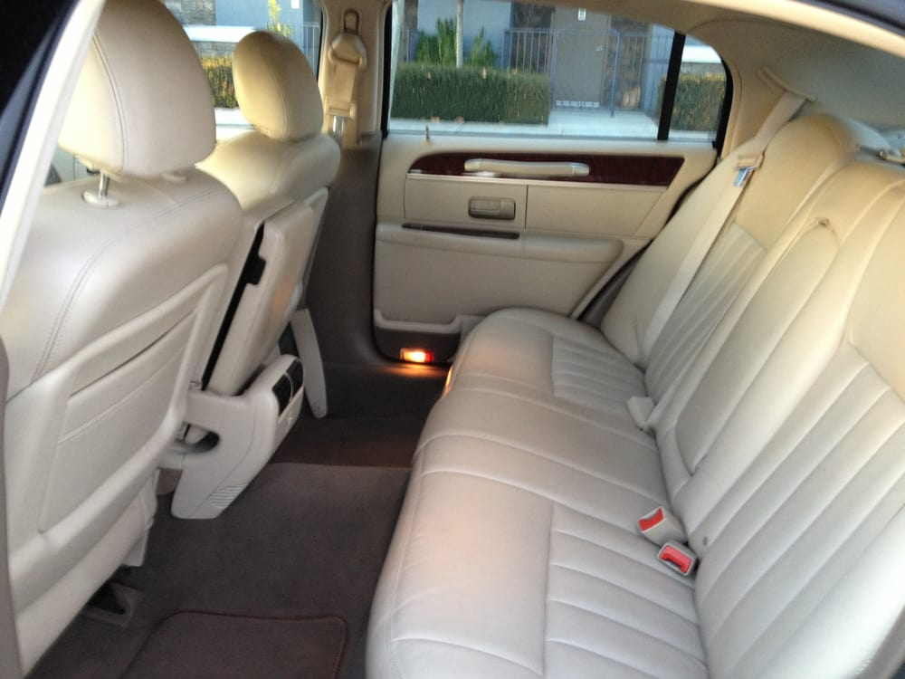Lincoln Town Car Back Seat Yelp