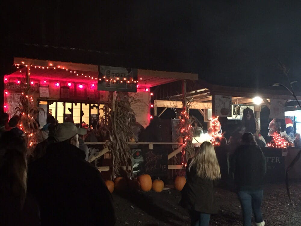 The Haunted Forest: 95 Nichols Rd, Williamstown, NY