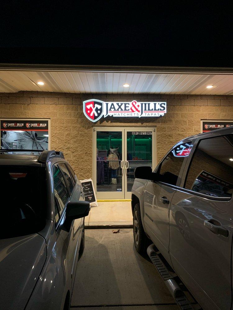 Jaxe & Jill's: 3501 Teays Valley Rd, Hurricane, WV
