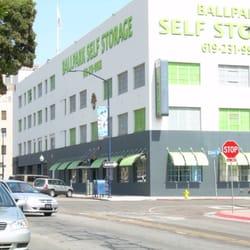 Photo Of Ballpark Self Storage San Go Ca United States 6th And