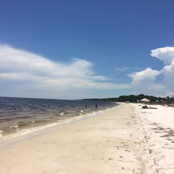Photo Of Carrabelle Beach Rv Resort Fl United States Water Is