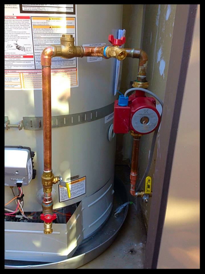 Recirculation Pump Installation Yelp