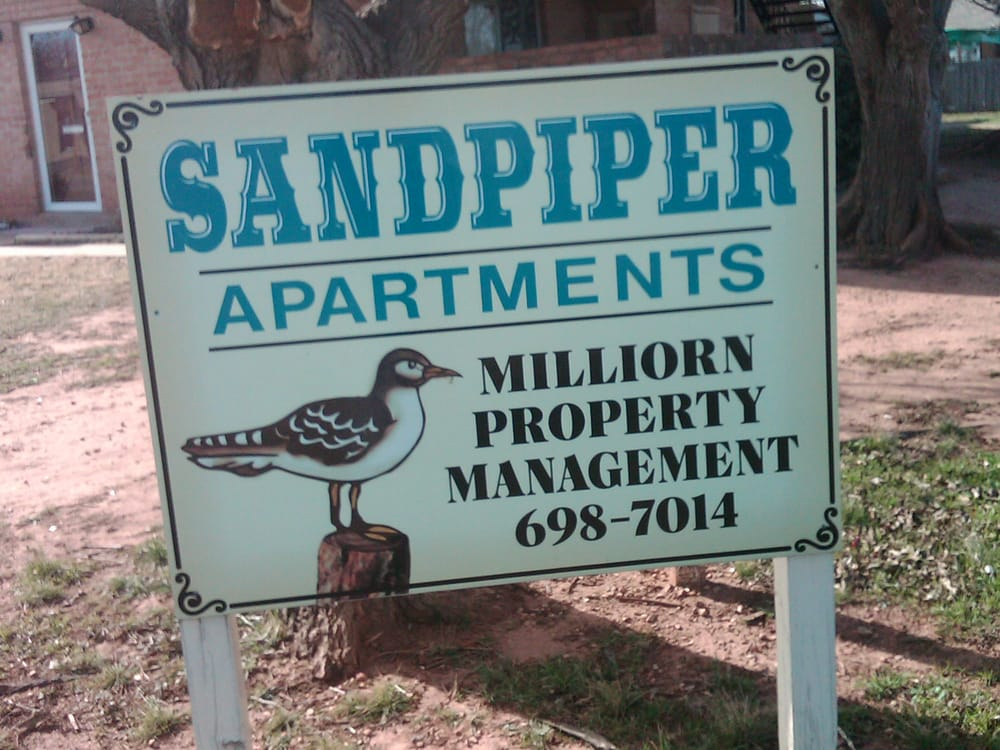 Sandpiper Apartments Abilene Tx