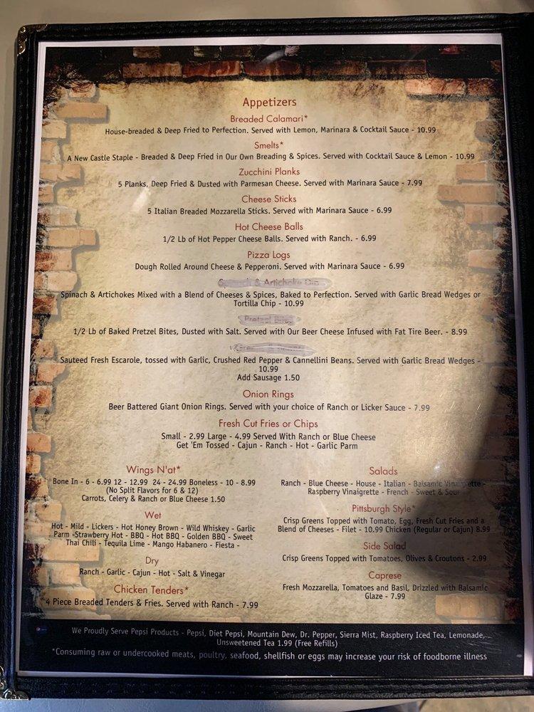 Patsy's Bar & Grill: 207 E Long Ave, New Castle, PA