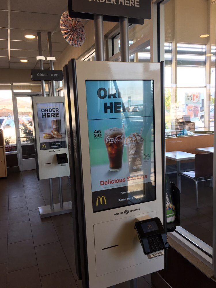 McDonald's: 2300 W Main St, Tremonton, UT