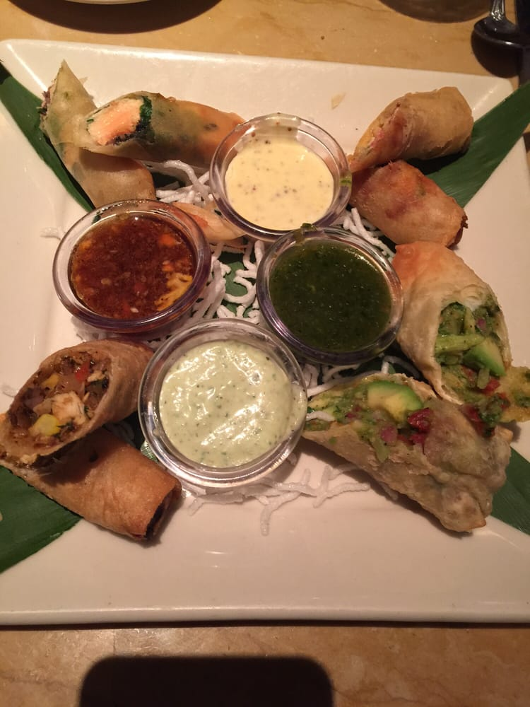 Photo Of The Cheesecake Factory San Antonio Tx United States Egg Roll