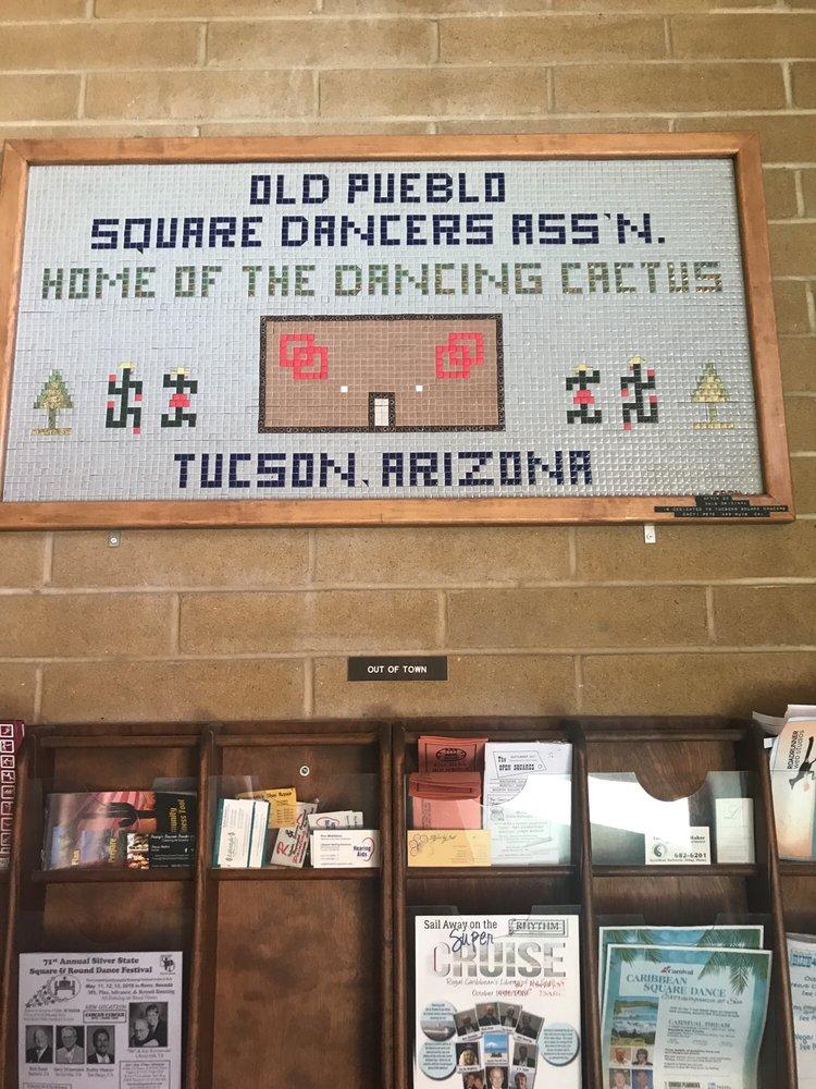Square Dance Center