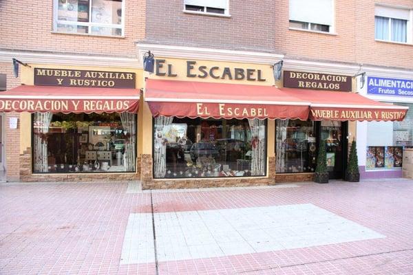 El Escabel - Tiendas de muebles - Calle Rio Odiel 13, Móstoles ...