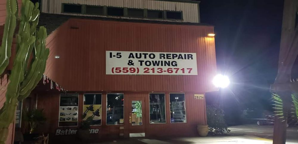 Interstate Towing Services: 1175 W Elm Ave, Coalinga, CA
