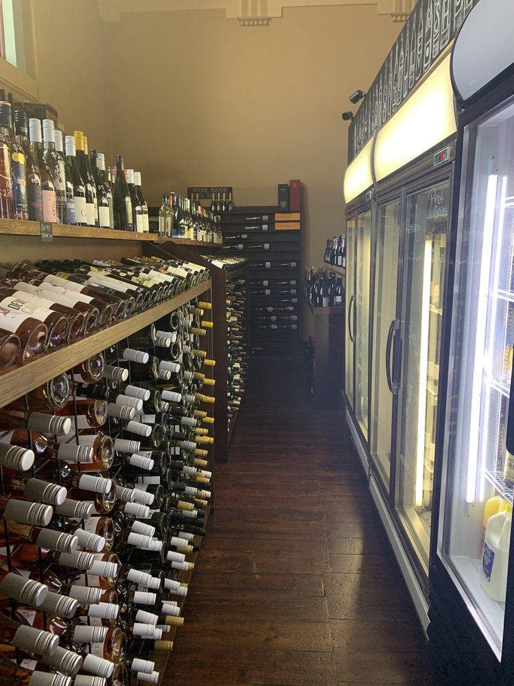 Wine Bank on View