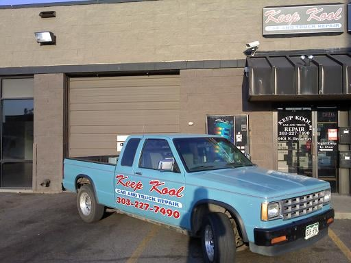 Keep Kool Car and Truck Repair: 975 E 58th Ave, Denver, CO