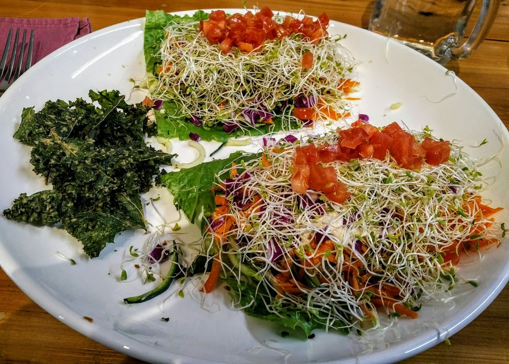 Happy Healthy Human Cafe: 1869 S Patrick Dr, Indian Harbour Beach, FL