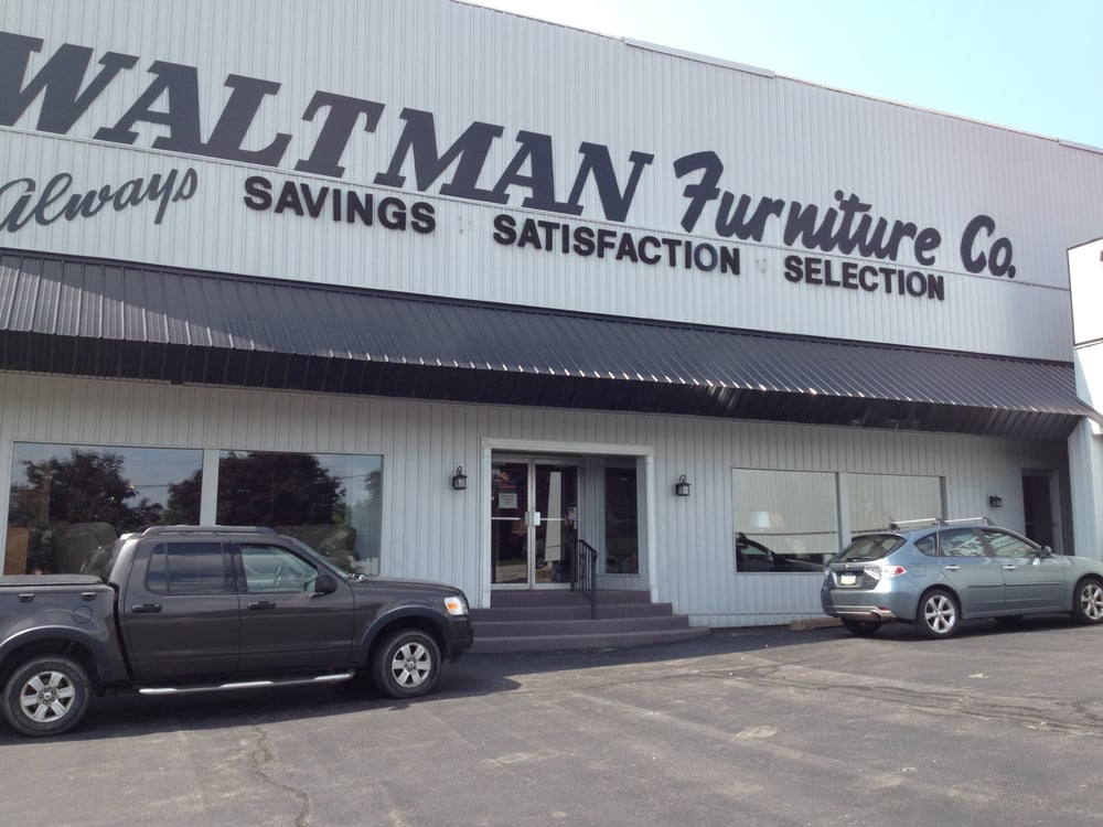 Waltman Furniture Co   Furniture Stores   103 W Slippery Rock St, Chicora,  PA   Phone Number   Yelp