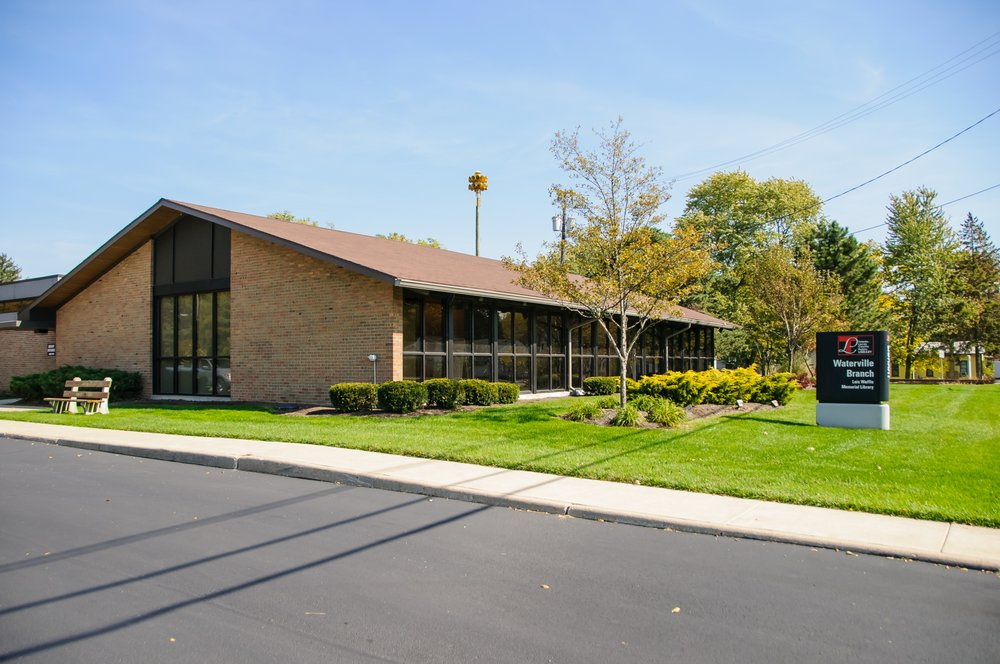 Toledo Lucas County Public Library - Waterville: 800 Michigan Ave, Waterville, OH