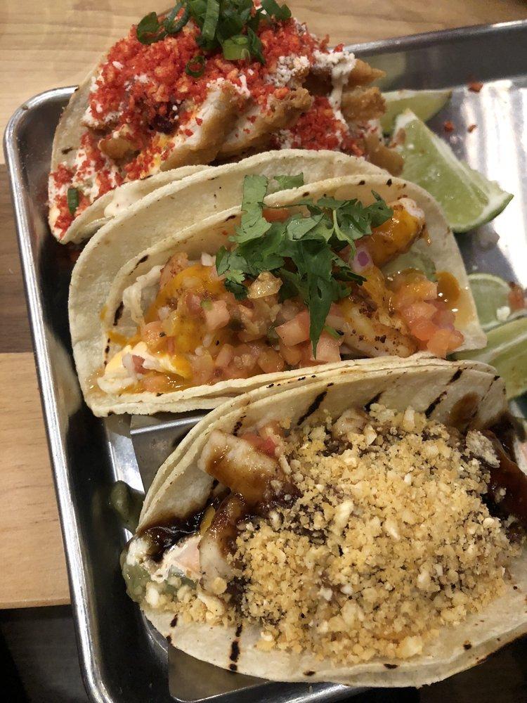 Ricochet Tacos: 115 W Joliet St, Crown Point, IN