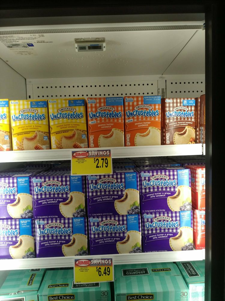Jumbo Foods: 2311 W Willow Rd, Enid, OK