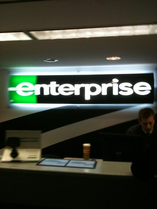 Enterprise rent a car near me phone number