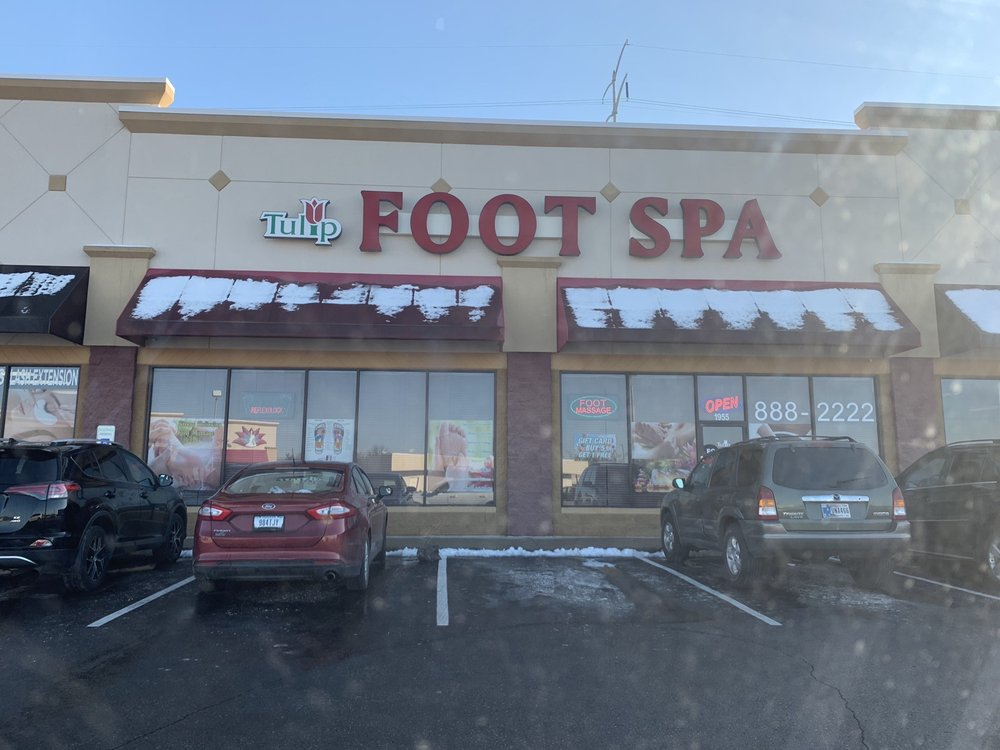 Tulip Foot Spa: 1955 E Stop 13 Rd, Indianapolis, IN