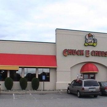 chuck e cheese ct