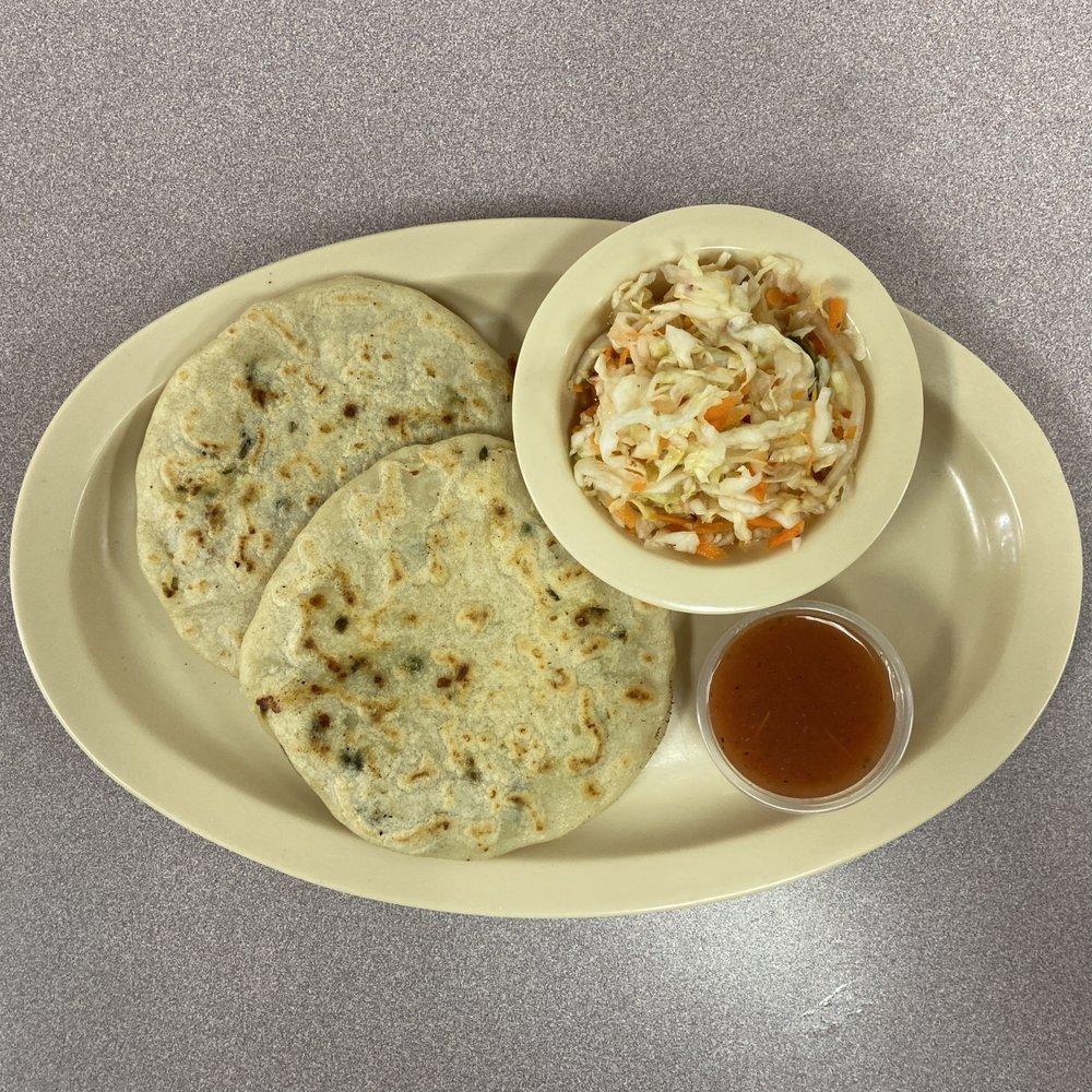 Los Reyes Salvadorian Food: 68100 Ramon Rd, Cathedral City, CA